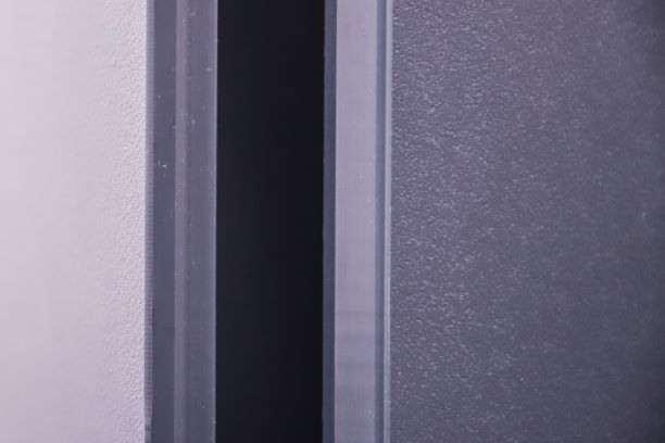 designboard darling harbour toilet partitions slate grey